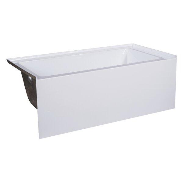 60 x 32 Soaking Bathtub by Fine Fixtures