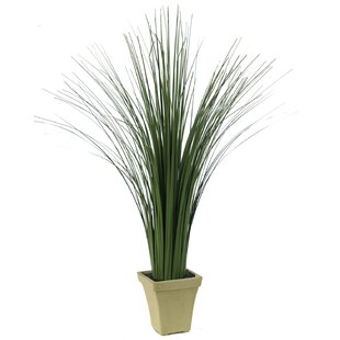 Artificial tall grass outdoor wayfair tall floor grass in pot workwithnaturefo