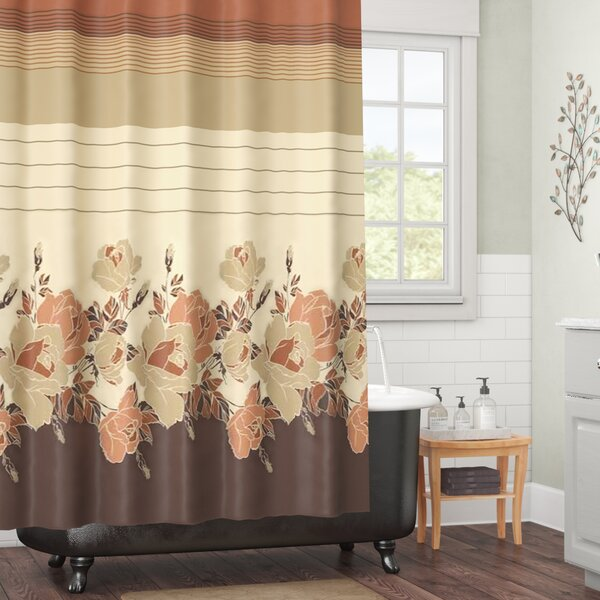 Glasford Shower Curtain by Andover Mills