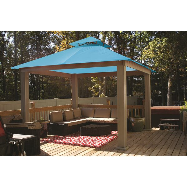 Acacia Gazebo 12 ft. x 12 ft. by Riverstone Industries
