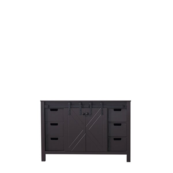 Schmidt 48 Single Bathroom Vanity Base Only