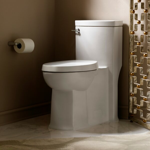 Champion Boulevard Flowise Right Height 1.28 GPF Elongated One-Piece Toilet by American Standard