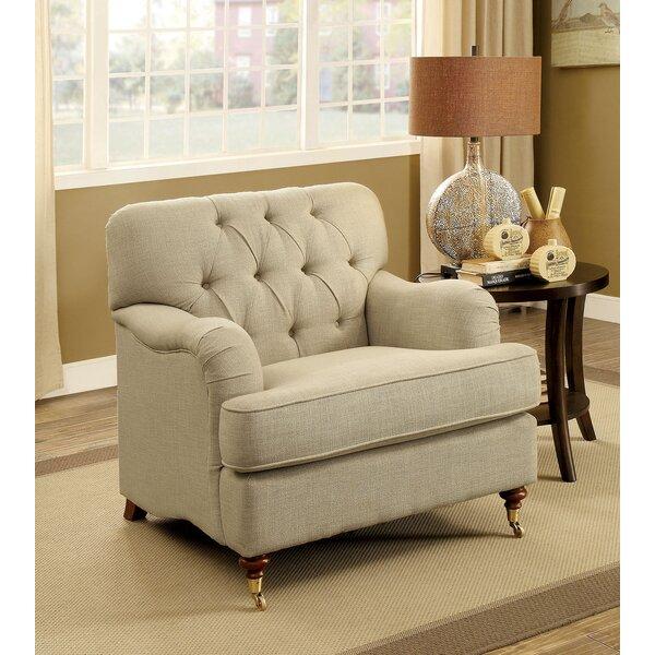 Luann Armchair By Canora Grey