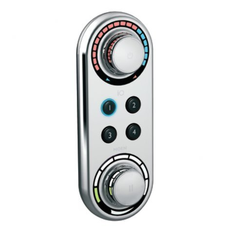 IO Digital Shower Control by Moen