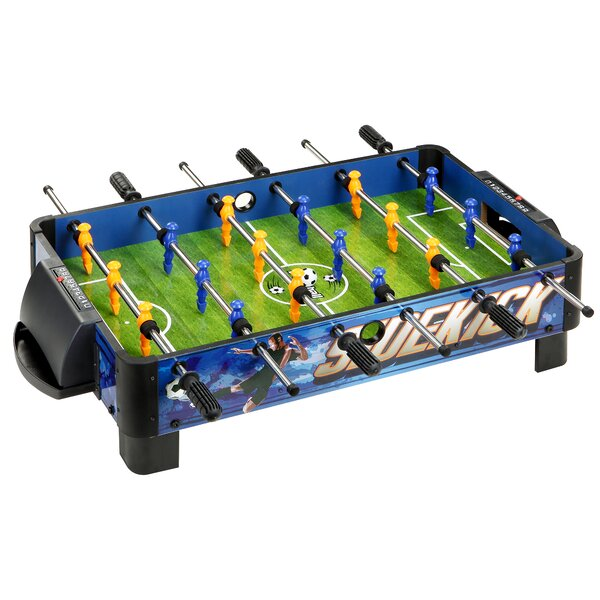 Sidekick Soccer Table Top Foosball by Hathaway Games