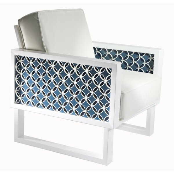 Chmura Armchair by Rosecliff Heights
