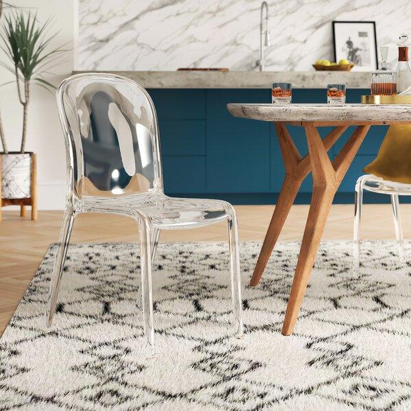 Demeo Dining Chair by Mercury Row