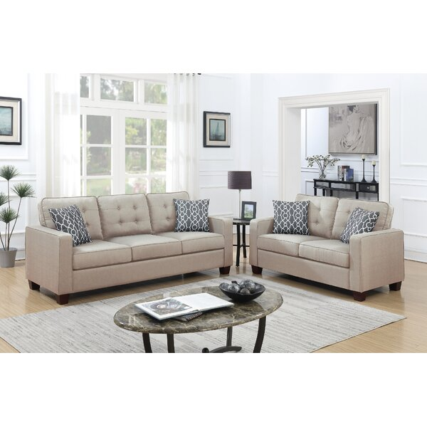 Seddon 2 Piece Living Room Set by Red Barrel Studio