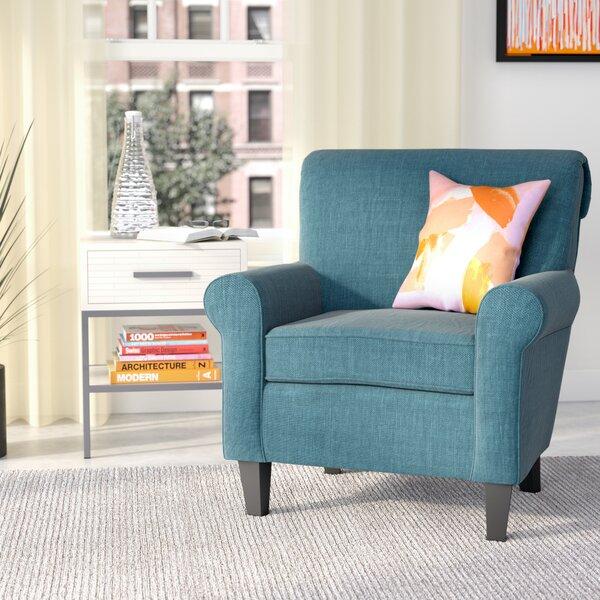 Olander 21 inch Armchair by Alcott Hill