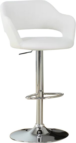 Adjustable 25 Swivel Bar Stool by Monarch Specialties Inc.