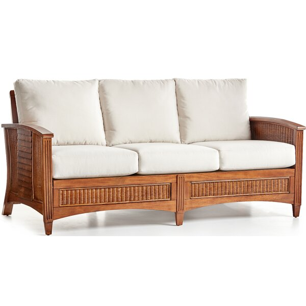 Discover Luxurious Crossroad Sofa by South Sea Rattan by South Sea Rattan