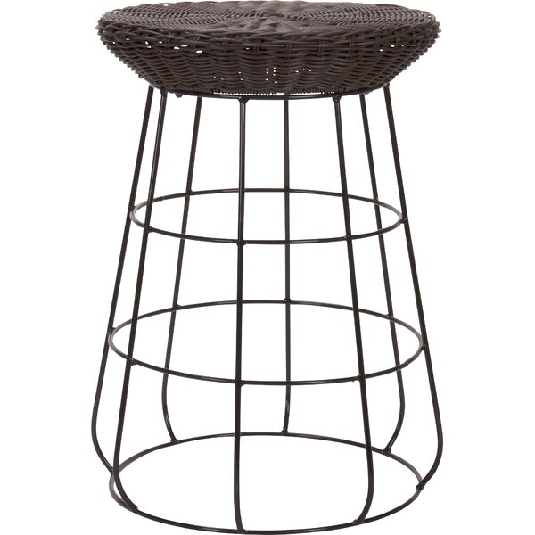 19.75 Patio Bar Stool by Household Essentials