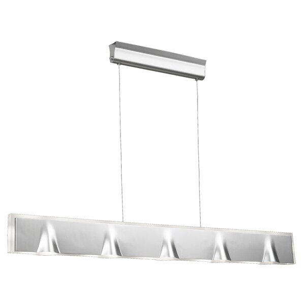 Tempo 5-Light Kitchen Island Pendant by Jesco Lighting