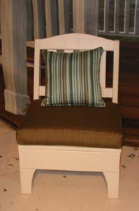 Westport Armless Sectional Piece by Uwharrie Chair Uwharrie Chair