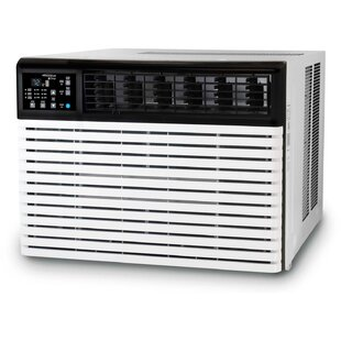 24,600 BTU Energy Star Window Air Conditioner with Remote by Soleus Air