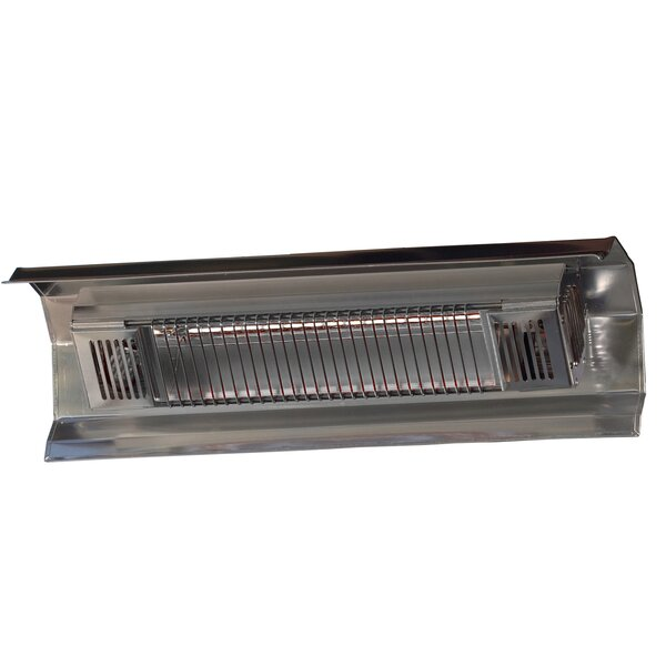 1500 Watt Electric Mounted Patio Heater by Fire Sense