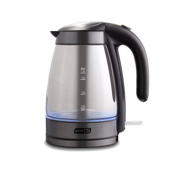 1.8 Qt. Illusion Mirrored Electric Tea Kettle by DASH