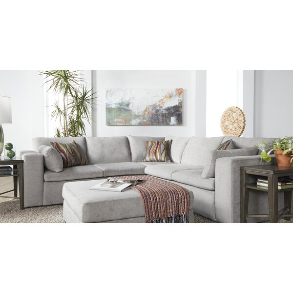 Dayna Sectional by Wrought Studio