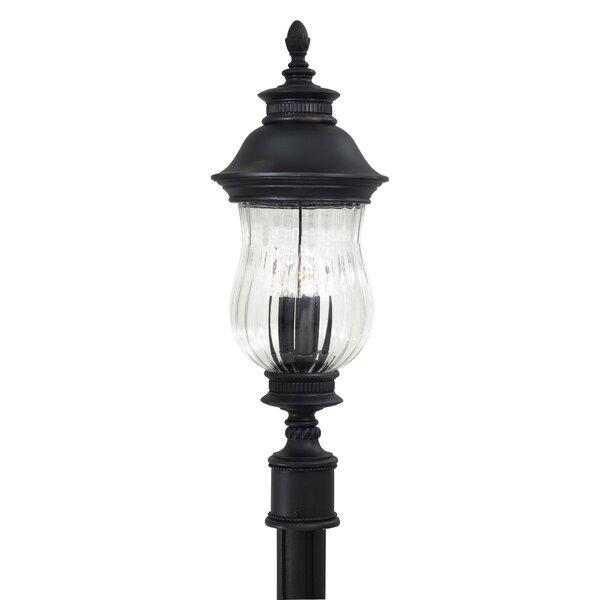 Newport Outdoor 2-Light Lantern Head by Great Outdoors by Minka
