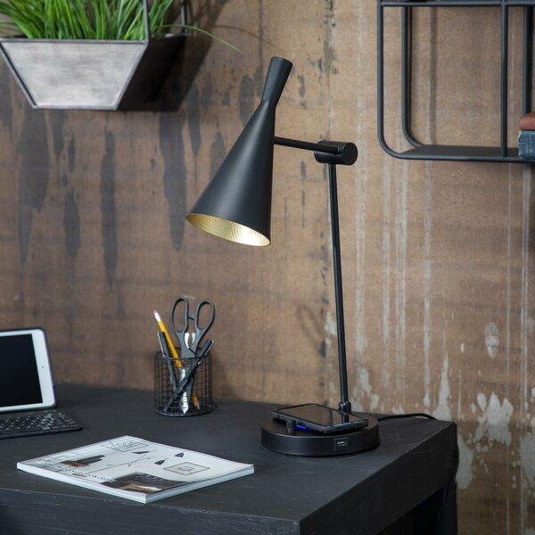 Patterson Metal 26 Desk Lamp