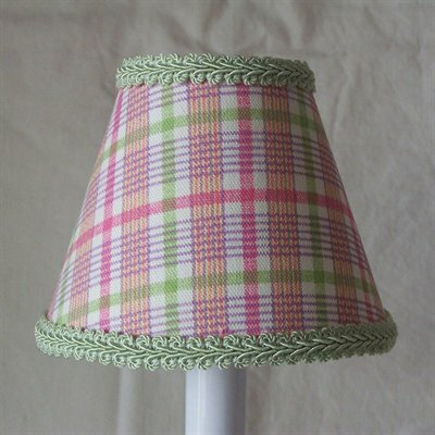 Pastel Plaid Night Light by Silly Bear Lighting