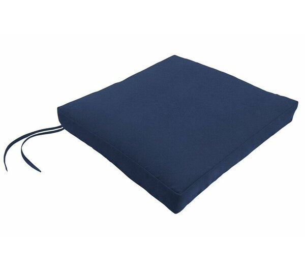 Sunbrella Dining Chair Cushion by Eddie Bauer
