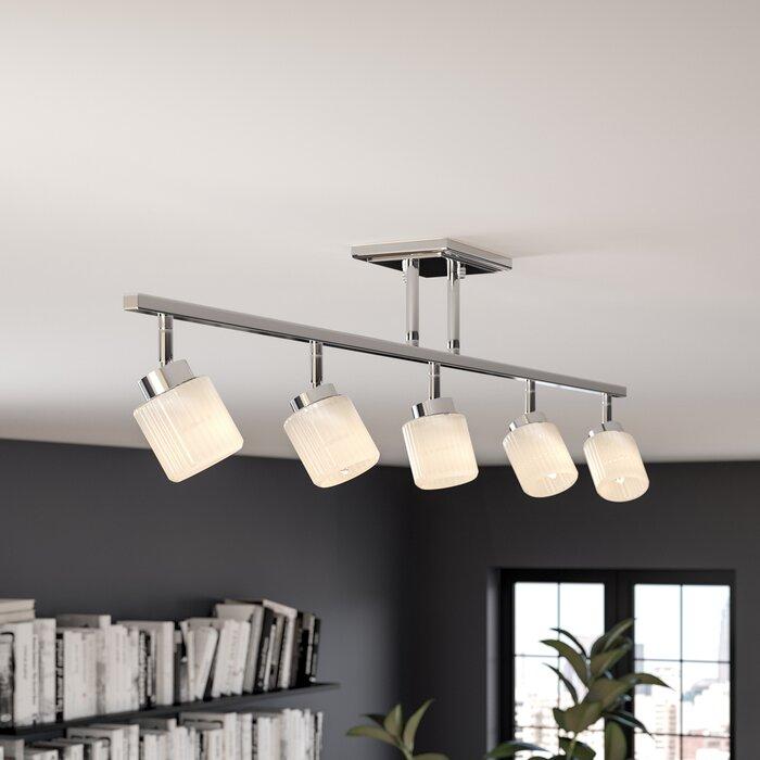 Moody 5 Light Track Lighting Kit