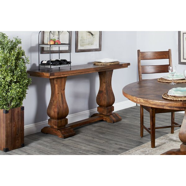 Alaia Console Table by Charlton Home Charlton Home