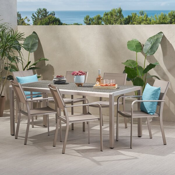 6 Piece Dining Set By Ebern Designs