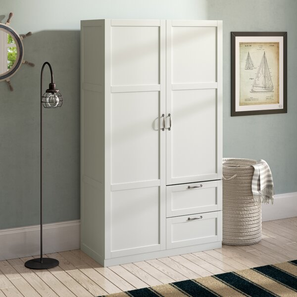 Elyse Armoire by Breakwater Bay