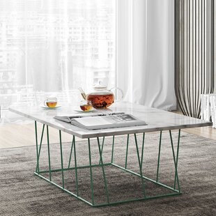 Find Sligh Coffee Table with Magazine Rack By Brayden Studio