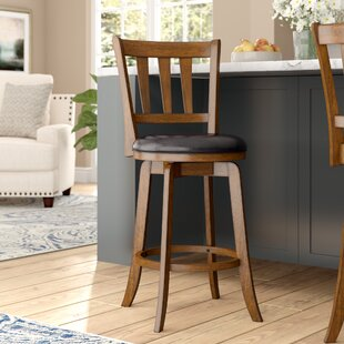 Find Malcolm 25.5 Swivel Bar Stool by Darby Home Co