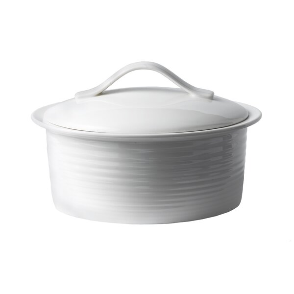 Attractive Gordon Ramsay Gordon Ramsay Oven To Table Bakeware 2 Qt. Porcelain Round  Casserole U0026 Reviews | Wayfair