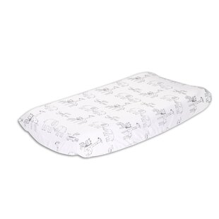 Elephant Park Changing Pad Cover ByLittle Haven