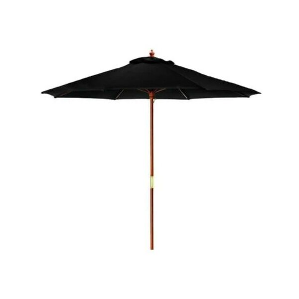 Haug 6.5' Rectangular Beach Umbrella by Charlton Home Charlton Home