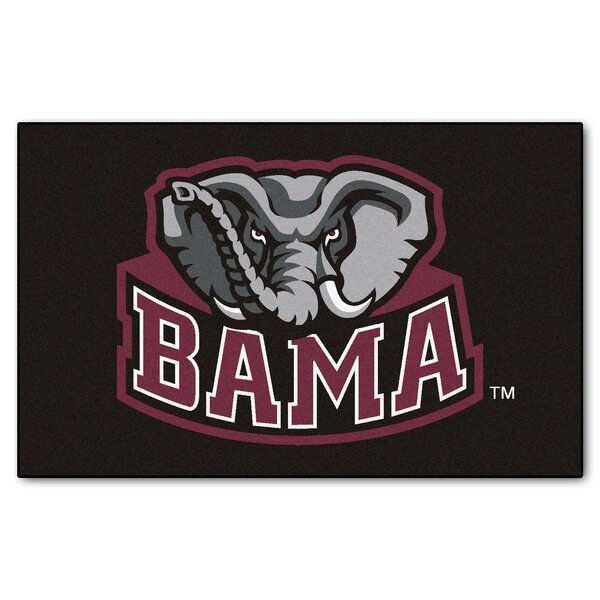 NCAA University of Alabama Doormat by FANMATS