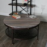 Stephany Coffee Table with Storage by Williston Forge