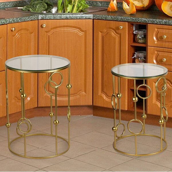 End Tables by Adeco Trading
