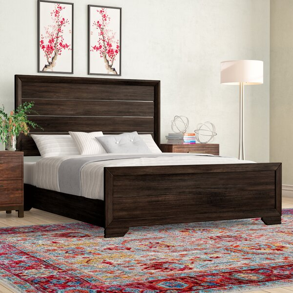 Covington Standard Bed by Wrought Studio