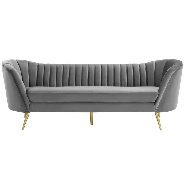 Special Saving Mackin Chesterfield Sofa by Mercer41 by Mercer41