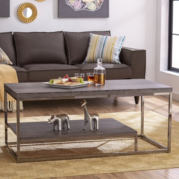 Philippos Coffee Table by Mercury Row