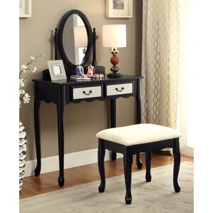 Brickyard Vanity Set with Mirror by Darby Home Co