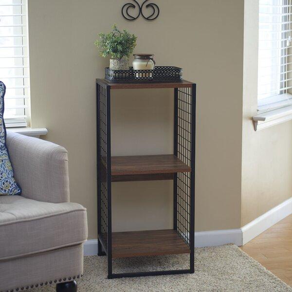 Sieber 2 Cube Storage Standard Bookcase By Williston Forge