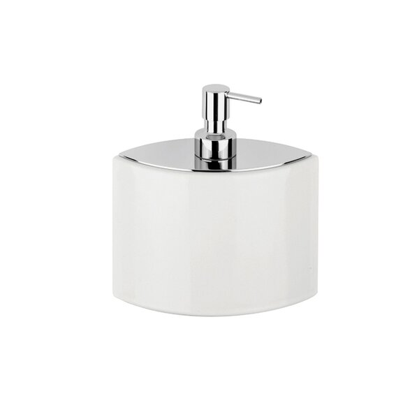 Glam Soap Dispenser by WS Bath Collections