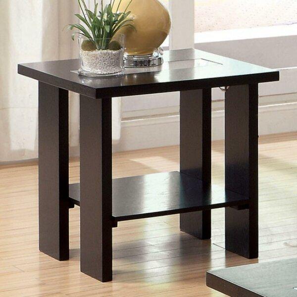 Gauna End Table by Red Barrel Studio
