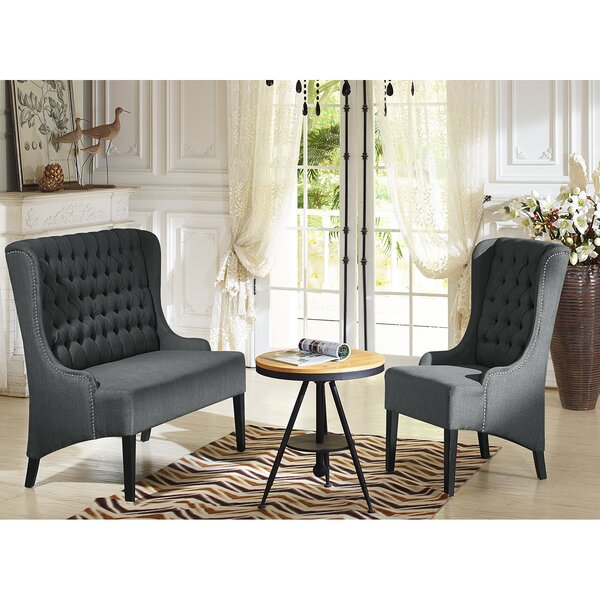 Colegroves 2 Piece Living Room Set by Alcott Hill