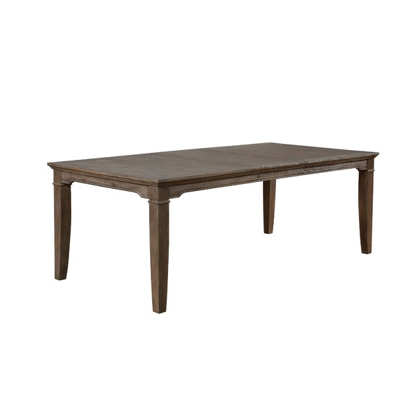 Steel Dining Table by Gracie Oaks