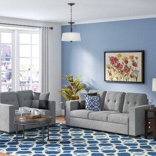 Baver 2 Piece Living Room Set by Red Barrel Studio®