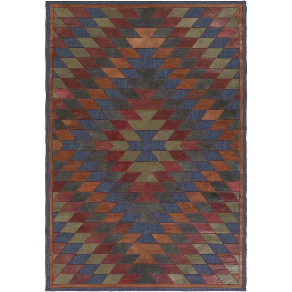 Tanaga Hand-Crafted Area Rug by Loon Peak