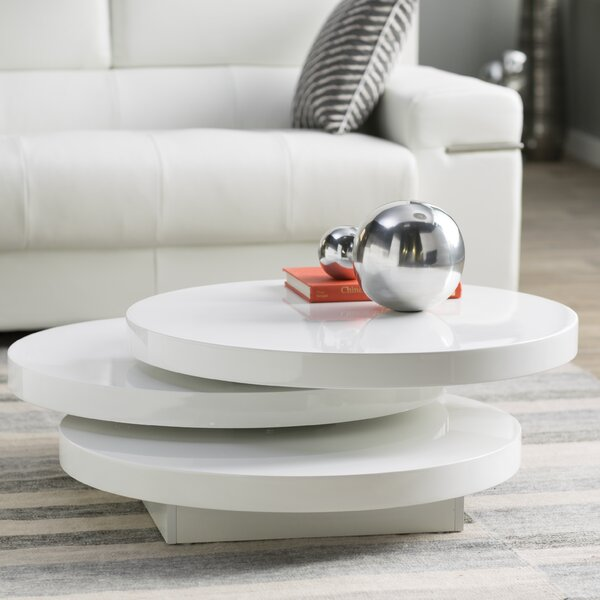 Malachi Coffee Table by Wade Logan